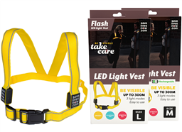 FLASH LED LIGHT VEST